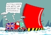 Cartoon: Verschobenes (small) by RABE tagged brexit,eu,insel,may,britten,austritt,rabe,ralf,böhme,cartoon,karikatur,pressezeichnung,farbcartoon,tagescartoon,bauhaus,baukasten,bauklötzer,plan,referendum,februar,schnee,winter,schneepflug,schneeschieber,schneechaos