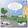 Cartoon: Carsharing (small) by CloudScience tagged carsharing,auto,automobil,umwelt,smart,city,verkehr,mobil,mobilitaet,zukunft,car,digitalisierung,digital,infrastruktur,tech,technologie,shareconomy,sharing,teilen,umweltverschmutzung,it,technik,wandel,mobility,disruption,transformation,mieten,free,floating