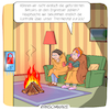 Cartoon: Ransomware (small) by CloudScience tagged ransomware,iot,internet,der,dinge,smart,home,thermostat,erpresser,schadsoftware,hacker,hacken,of,things,loesegeld,loesegeldforderung,digitalisierung,digital,technologie,technik,tech,it,vernetzung,daten,security,sicherheit,datenschutz,intelligenz,moeller,zukunft,trend,future,wohnen,haus