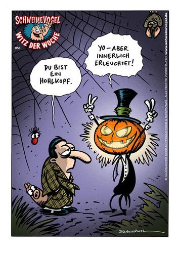 halloween lustig