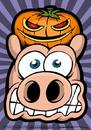 Cartoon: Sid Halloween (small) by Schweinevogel tagged halloween