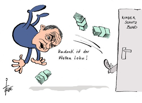 Cartoon: Edathy (medium) by tiede tagged edathy,kinderporno,kinderschutzbund,edathy,kinderporno,kinderschutzbund