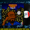 Cartoon: Marvin Gaye - Midnight Love (small) by Peps tagged marvin,gaye,midnight,love
