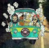 Cartoon: Cheech and Chong on A Trip (small) by Stoner tagged cheech,and,chong,marijuana