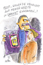 Cartoon: strassenverkauf (small) by REIBEL tagged darknet,handel,strasse,anonym,dealer,sore,illegal,jacke,tablet