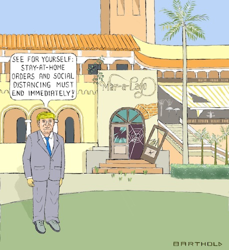 Hotel Owner Trump Speaking