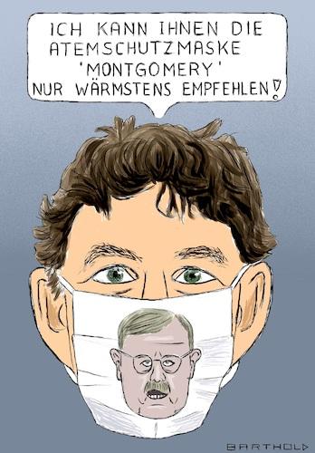 Christian Drosten Comic