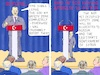 Cartoon: Sochi Putin smarter than Trump (small) by Barthold tagged meeting,erdogan,putin,sochi,october,23,2019,distribution,power,detriment,kurds,future,rojava,endangered,north,syria,turkish,invasion,ceasefire,cease,fire
