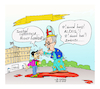 Cartoon: VISIT  Juncker  IN GREECE (small) by vasilis dagres tagged greece,juncker,europian,union