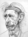 Cartoon: Keith Richards (small) by higi tagged rollingstones,keith,richards,rockandroll,music,guitarplayer