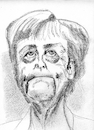 Cartoon: Merkel Angela (small) by higi tagged politiker,politic,merkel,angelamerkel,kanzlerin,deutschland,europa