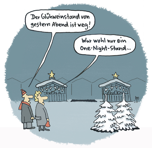 Weihnachtsfeier Cartoon.Weg Isser Von Lo Graf Von Blickensdorf Religion Cartoon Toonpool