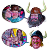 Cartoon: los vikingos (small) by MISTER KERN tagged humor,funny,mrkern,mister,kern,epic
