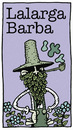 Cartoon: lalarga barba (small) by mortimer tagged mortimer,mortimeriadas,cartoon