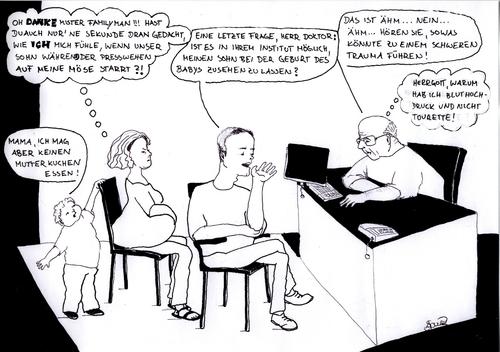 Cartoon beratungsgespräch medium by jana ilusore tagged