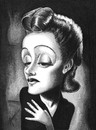 Cartoon: Edith Piaf (small) by menekse cam tagged edith piaf singer marcel french france paris kadin sarkc
