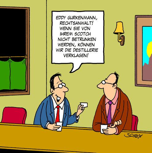 Cartoon betrunken medium by karsten tagged recht rechtsanwalt