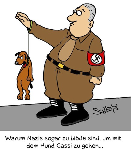 Image result for NAZI CARTOON