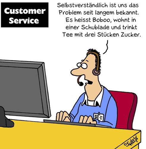 web de kundenservice