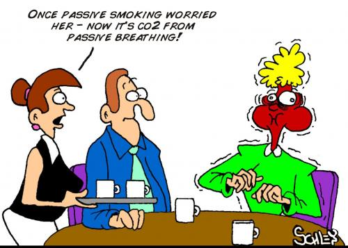 Cartoon: Smoking Ban (medium) by Karsten tagged health,markets,profits,politics