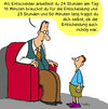 Cartoon: Entscheider (small) by Karsten tagged wirtschaft,business,väter,söhne,vaterschaft,jugend,gesellschaft,deutschland