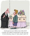 Cartoon: Kundenkarte (small) by Karsten Schley tagged ehe,witwen,bstattungsunternehmen,kunden,kundenbindung,kundenkarten,lebe,dating,leben,tod,marketing,business,wirtschaft