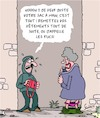 Cartoon: NOOOON!!! (small) by Karsten tagged pickpockets,crime,sexe,hommes,femmes,police,harcelement
