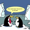 Cartoon: Pinguine (small) by Karsten tagged natur,meer,arktis,antarktis,eis,klima,tiere,pinguine,biologie,evolution