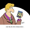 Cartoon: Selfie (small) by Karsten tagged literatur,bücher,kunst,romane,prosa,oscar,wilde,geschichte,technik,smartphones,selfies