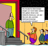 Cartoon: Sternsinger (small) by Karsten tagged weihnachten,kinder,religion,technik,kommunikation,tradition,computer,gesellschaft