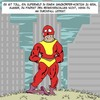 Cartoon: Superheld (small) by Karsten tagged comics,gesundheit,unterhaltung,kultur,filme,usa,superhelden