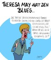 Theresa hat den Blues