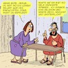 Cartoon: Unsterblich (small) by Karsten tagged religion,christentum,bibel,jesus,kirche,business,ruhm,unsterblichkeit,mythen,legenden