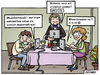 Cartoon: onlinedating (small) by Steffen Gumpert tagged computer,mann,frau,liebe,dating,online,date,flirt,chat