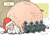 Cartoon: Piggy bailouts (small) by rodrigo tagged banks,european,union,italy,portugal,spain,eu,bailout,rescue,state