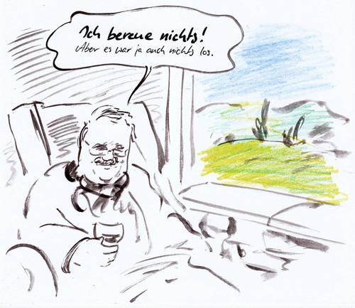 Resümee Von Bernd Zeller Philosophie Cartoon Toonpool