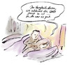 Cartoon: War gut... (small) by Bernd Zeller tagged gut