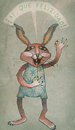 Cartoon: Happy Tooth (small) by VLADIMIR tagged rabit,illustration,cartoon