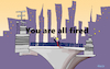 Cartoon: You are all fired (small) by Fish tagged usa,militär,sodaten,flugzeugträger,george,floyd,minneapolis,gealt,gegen,schwarze,polizeigewalt,polizei,einsatz,festnahme,can,not,breath,proteste,demonstrationen,demonstranten,soldaten,trump,fish,ihr,seid,alle,gefeuert,entlassen,you,are,all,fired