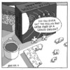 Cartoon: Existential Puzzle Pieces (small) by noodles tagged universe cosmos philosophy puzzle