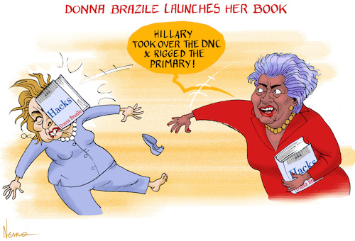 Donna Book Launch