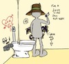 Cartoon: Before the internet.... (small) by Shantrey17 tagged dynomite,johnson,good,advice