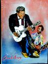 Cartoon: Chuck Berry  -  Fun King (small) by bvhabenicht tagged chuck,berry,fun,king,musik,airbrush,rock,and,roll