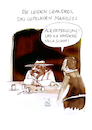 Cartoon: Espresso (small) by Koppelredder tagged espresso,erpressung,mafia,italien,organisiertesverbrechen,bar,wirt,kaffee,cafe