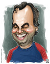 Cartoon: Marcelo Bielsa (small) by sattira tagged sattira