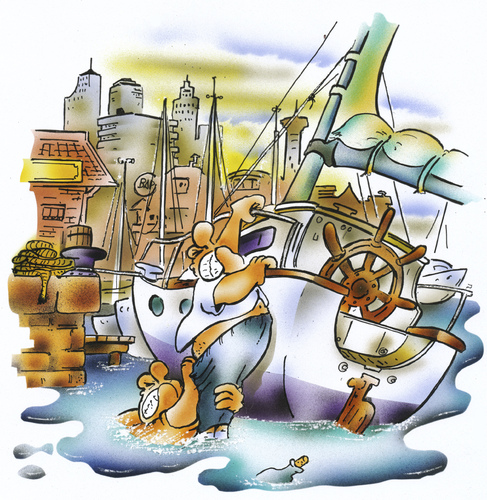 Cartoon: landlubbers (medium) by HSB-Cartoon tagged landlubbers,sailing,ship,boat,harbour,port,sailingship,sailor,landratte,landratten,segeln,segelschiff,hafen,yacht,yachthafen,airbrush,airbrushcartoon,airbrushhandcraft,illustration,caricature,karikatur,landlubbers,sailing,ship,boat,harbour,port,sailingship,sailor,landratte,landratten,segeln,segelschiff,hafen,yacht,yachthafen,airbrush,airbrushcartoon,airbrushhandcraft,illustration,caricature,karikatur
