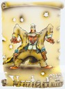 Cartoon: dead or alive (small) by HSB-Cartoon tagged cowboy western wanted dead killer