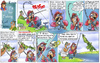 Cartoon: Fit for fang (small) by HSB-Cartoon tagged angelnfisch,fishing,angelsport,sport,hengelsport,sea,river,natur,nature,comic,comicstrip,angelcomic,airbrush,airbrushcomic,cartoon,cartoons,hsbcartoon,hsb,heinz,schwarze,blanke,hsbfaktory