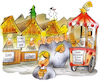 Cartoon: Weihnachtsmarkt (small) by HSB-Cartoon tagged christmas,market,ice,cream,weather,airbrush,bude,eis,glühwein,hitze,hsb,hsbcartoon,kalt,karikatur,kälte,lokalkarikatur,markt,schnee,sommerwetter,temperatur,warm,weihnacht,weihnachten,weihnachtsmarkt,weihnachtswetter,winter,winterwetter