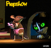 Cartoon: Piepshow (small) by Cartoonfix tagged piepshow